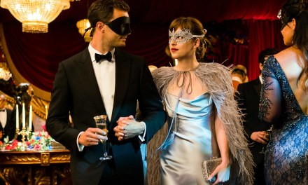 Fifty Shades Darker Is an Utter Delight