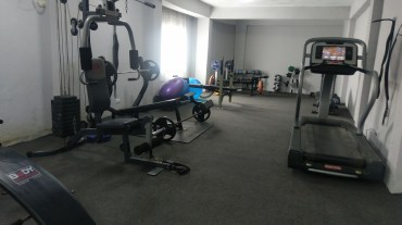 Dungeon gym in Liberia for free