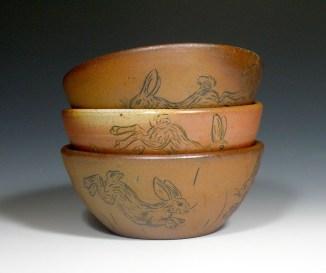 Bunny Bowl Stack