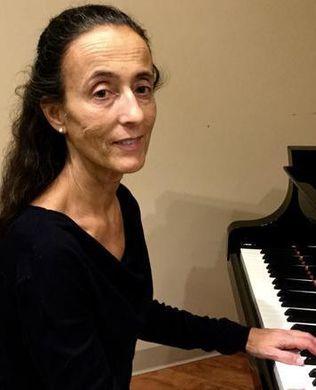 Pianist Nuria Planas-Vilanova In Concert!