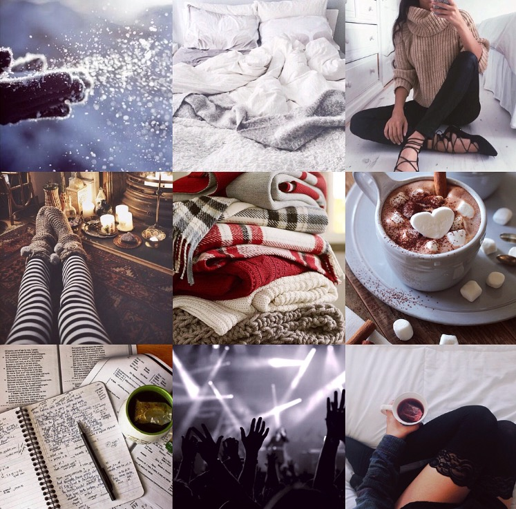January Mood Board