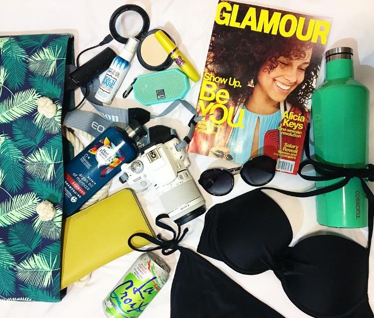 What's In My Bag: Spring Break