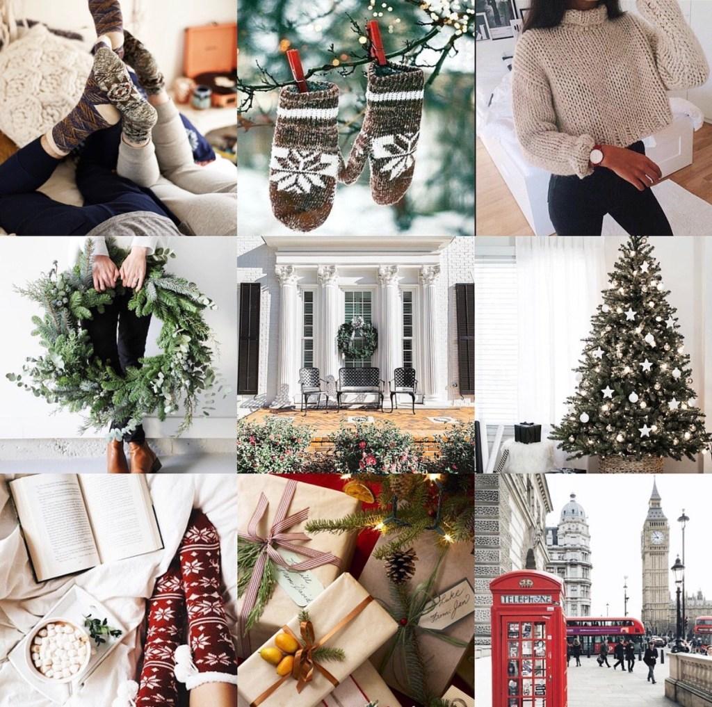 December Mood Board