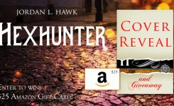 HEXHUNTER Cover Reveal and GIVEAWAY