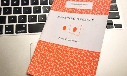 Book Review: Managing Oneself