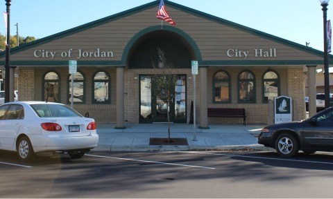 City of Jordan Minnesota City Hall