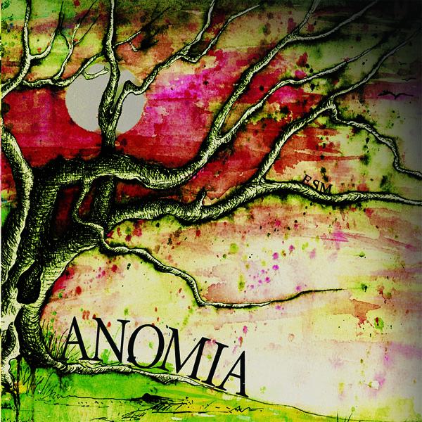 anomia ESM album cover