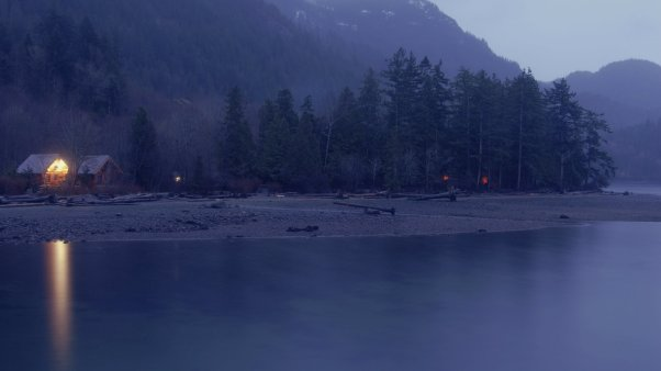 Porteau Cove, British Columbia