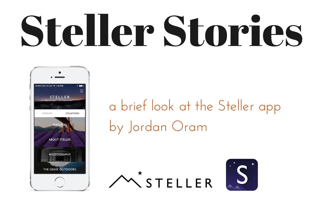 Steller Stories