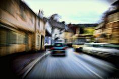 Car motion