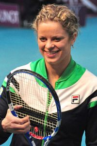 Photo of Kim Clijsters