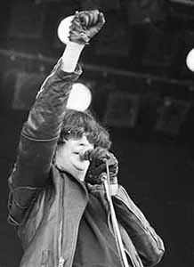 Photo of Joey Ramone