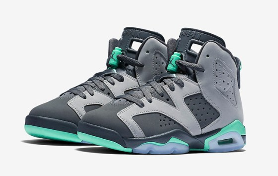 air-jordan-6-gs-retro-green-glow
