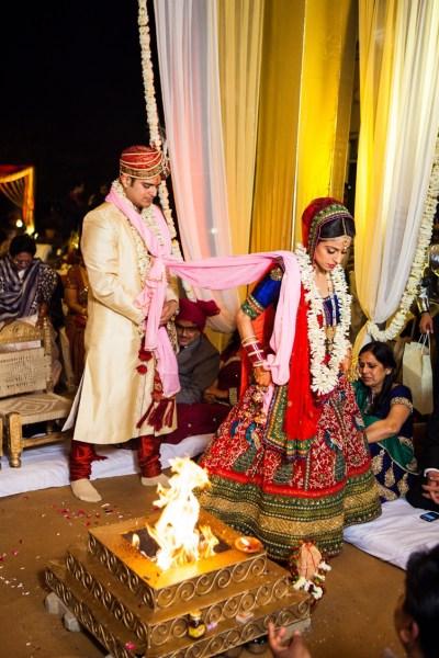 Hindu wedding: colour and vibrancy. – Jordan's world of ...