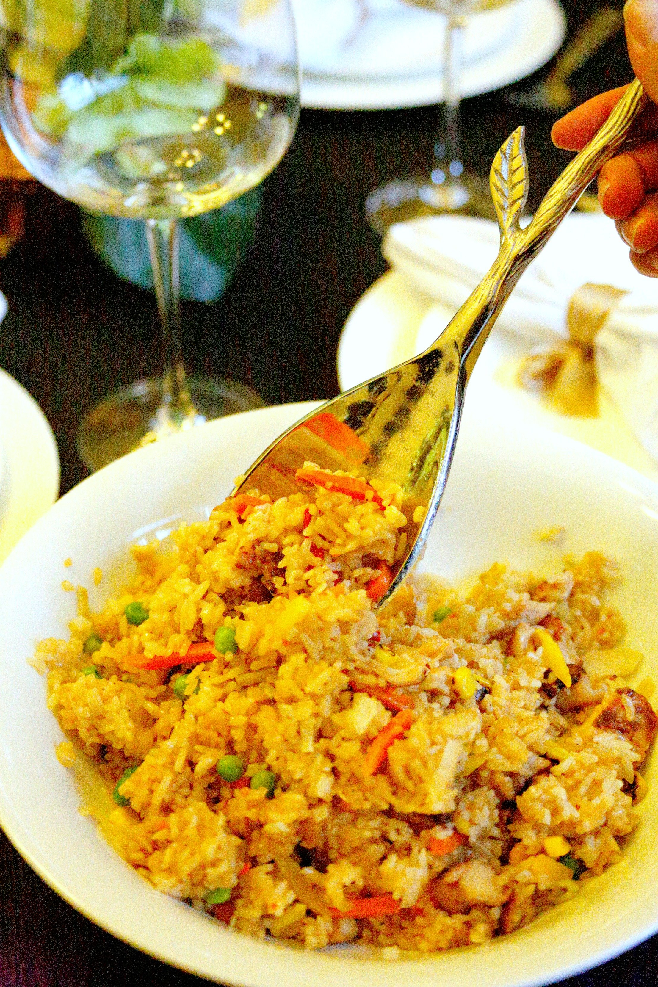 Ling Ling Fried Rice makes for a perfect dinner party hack #FriedRiceFriday #IC (ad)
