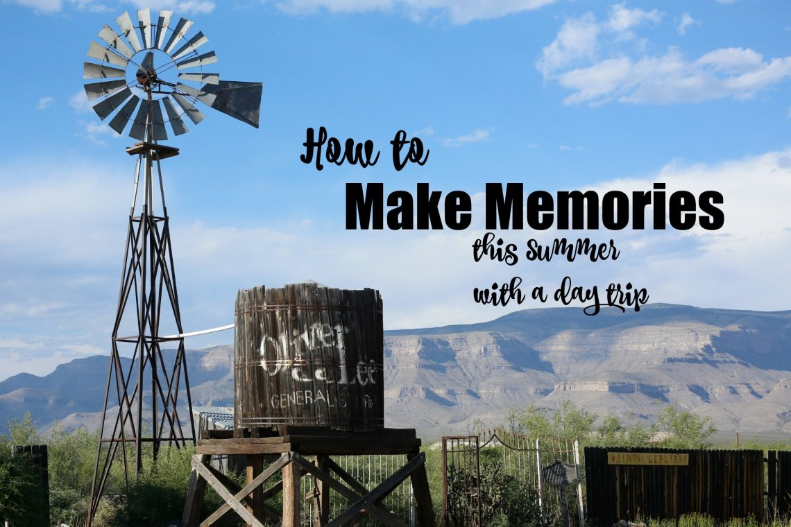How to make lasting memories this summer with an epic day trip #RoadTripOil [ad]