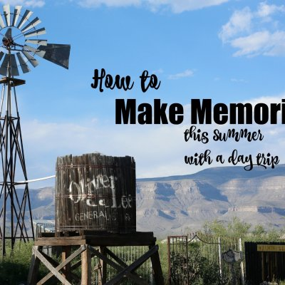 How to Make Memories this Summer with a Day Trip