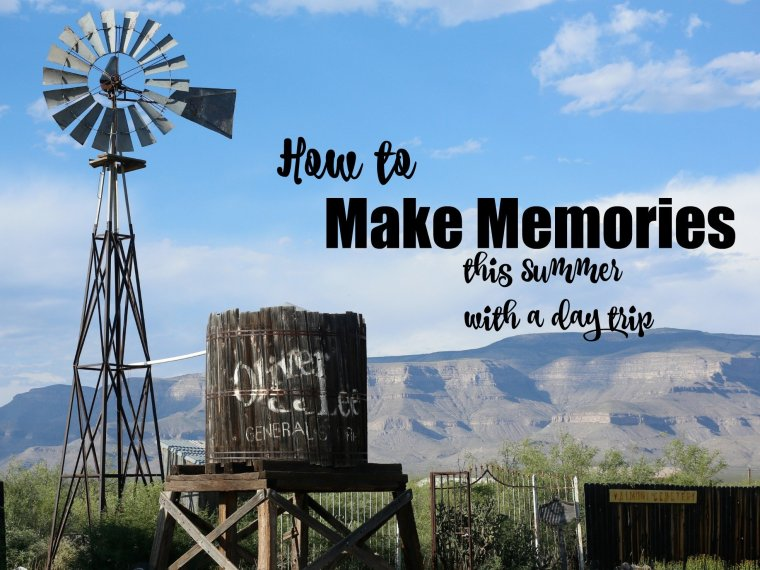 How to Make Memories this summer with a day trip #RoadTripOil [ad]