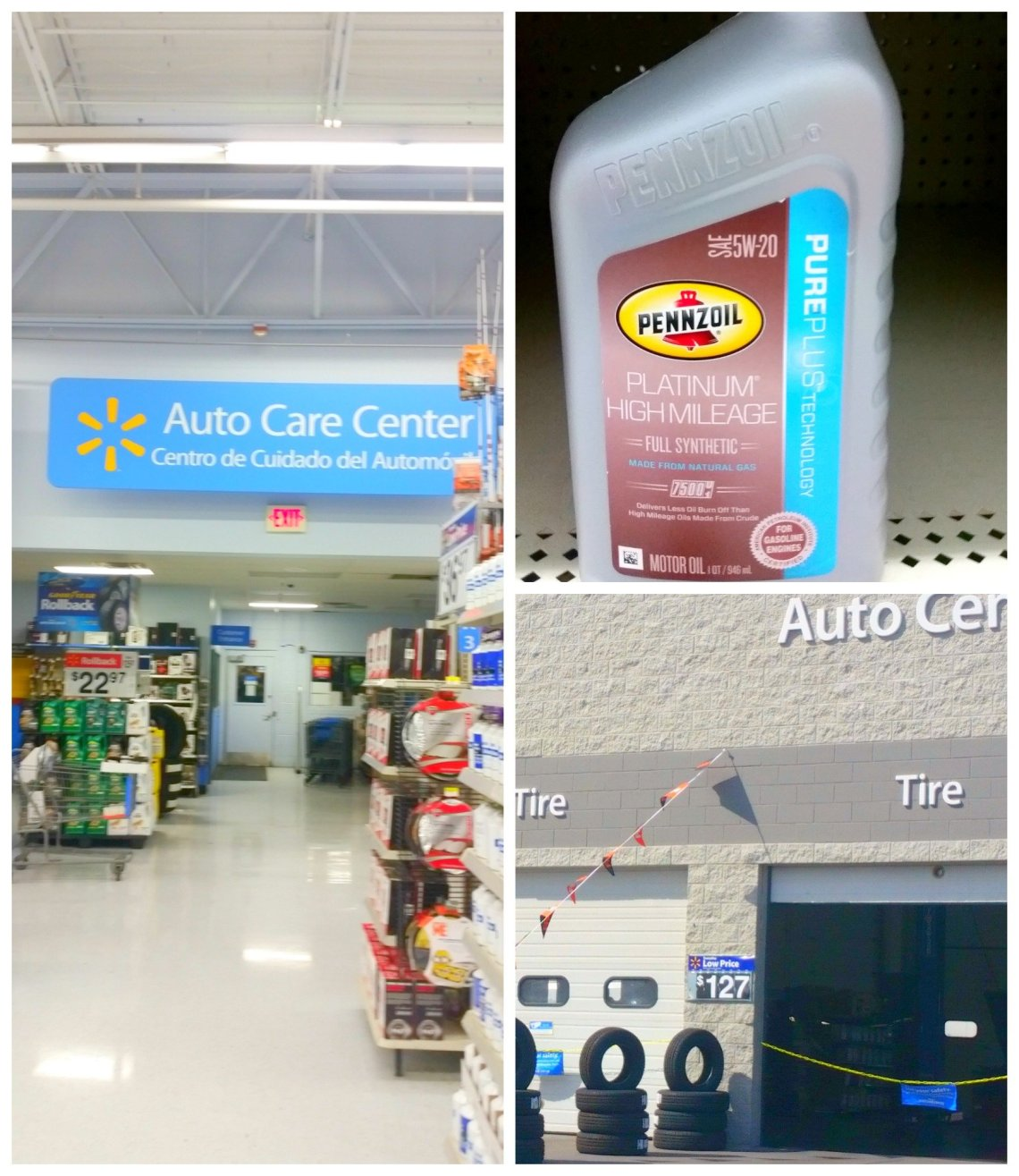 Make sure your car is road trip ready with Pennzoil at Walmart #RoadTripOil [ad]