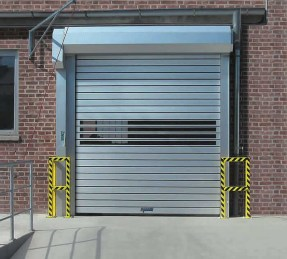 Industrial Doors category page pic