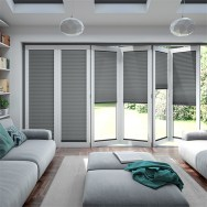 Perfect Fit blinds 6 (Pleated style)
