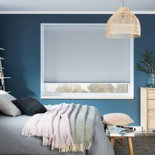 Pleated blinds category page & drop down pic