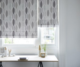 Roman blinds category pic