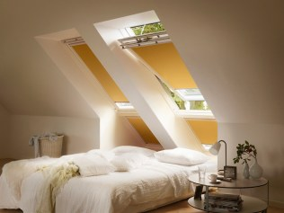 Velux blinds 4 (Black Out)