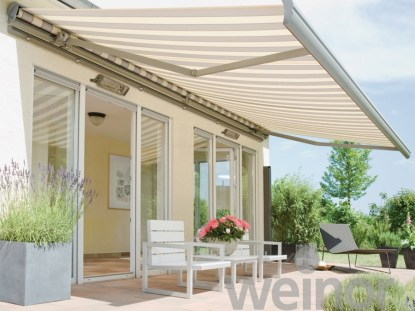 Weinor Folding Arm Awnings 13 (Semina Life)