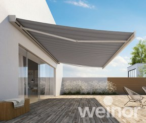 Weinor Folding Arm Awnings 15 (Kubata)