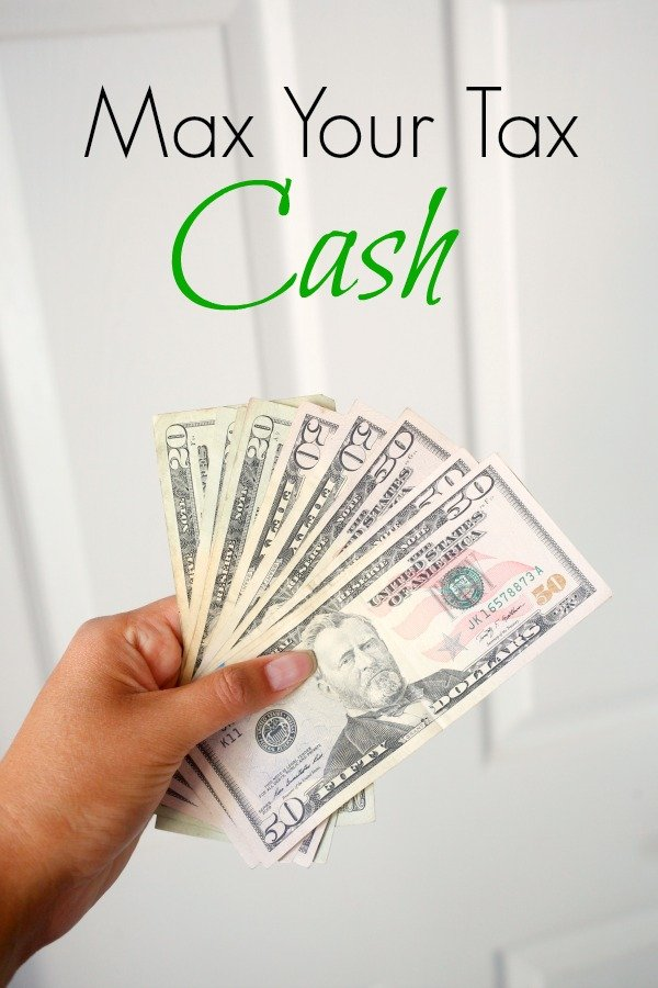 Max your tax cash this year with these great tips