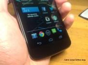 Nexus 4 Home Screen