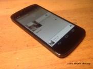 Nexus 4 Music