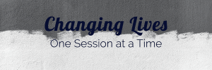 Logo for changing lives at Jordan Therapy Services . Would you like to begin working with a counselor but you just don't know where to start? Well we offer online therapy in texas or online therapy in indiana. Or if message based therapy seems like a better fit we can make this work. Laura Jordan is excited to work with you! Email today!