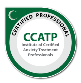 Certification for anxiety professional. Laura Jordan can work with you if you're experiencing anxiety. She offers support to mothers for postpartum anxiety. If you're looking for help Jordan Therapy Services can assist you.