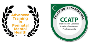 Certifications for clinical anxiety and perinatal mental health. Are you looking for a professional who can help with postpartum anxiety or postpartum depression. At Jordan Therapy Services you can find postpartum support in texas or postpartum support in indiana. Laura Jordan is happy to work with you. Email today!