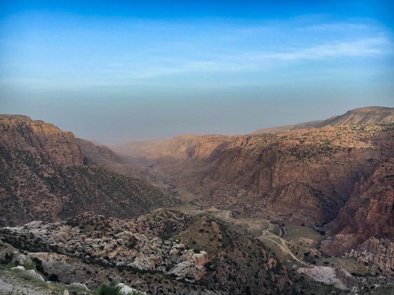 10 Days in Jordan - Dana View