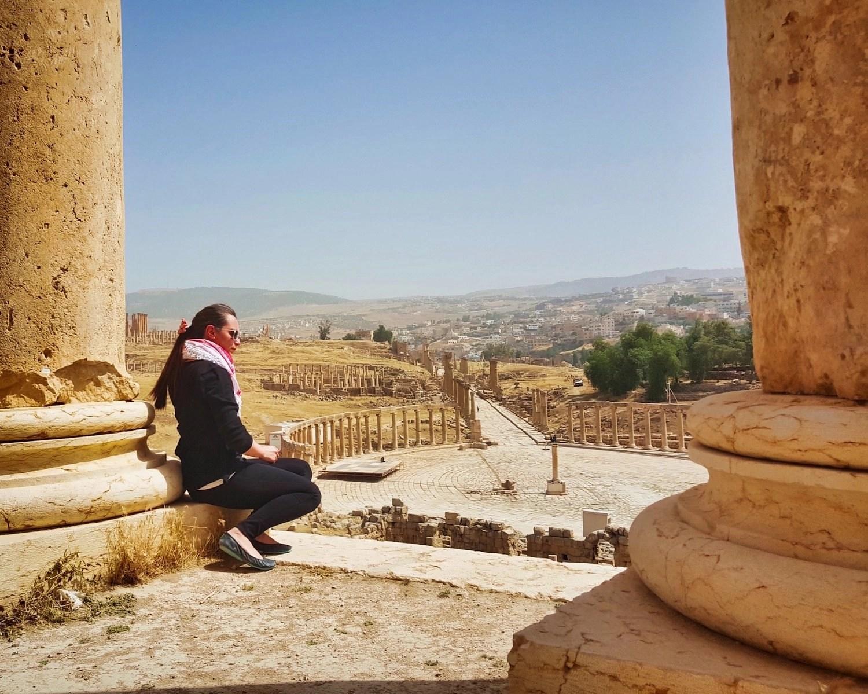 10 Days in Jordan - Valerie in Jerash