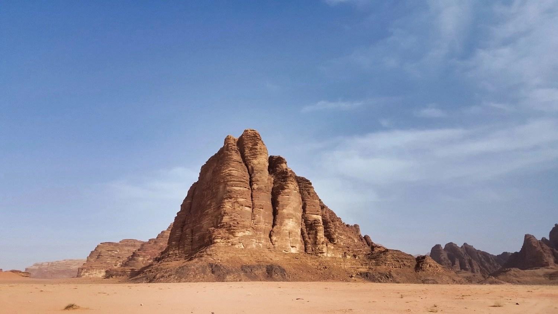 10 Days in Jordan - 7 Pillars in Wadi Rum
