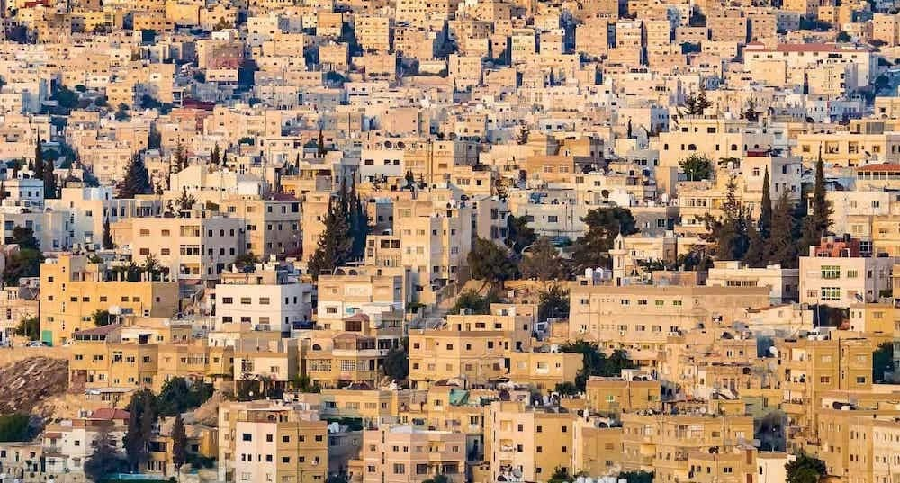 Stargazing in Jordan - Amman City