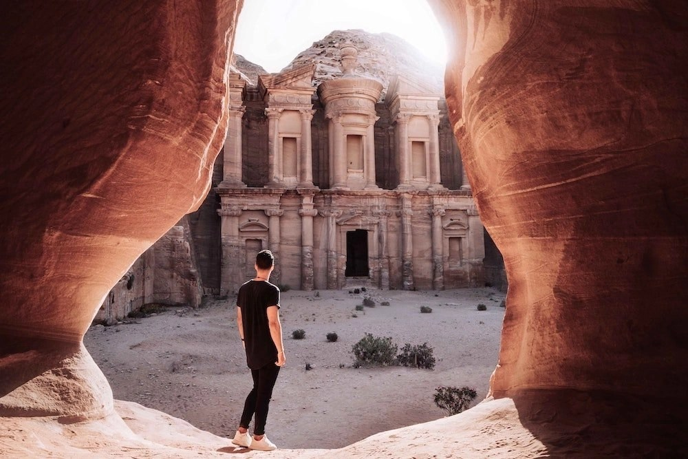 Jordan Travel Cost Hero