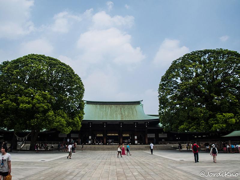 HISTORIA DE UNAS VACACIONES EN TOKYO (II): YOYOGI Y HARAJUKU