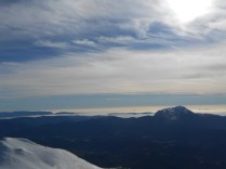 Vista de Mar e Nubes