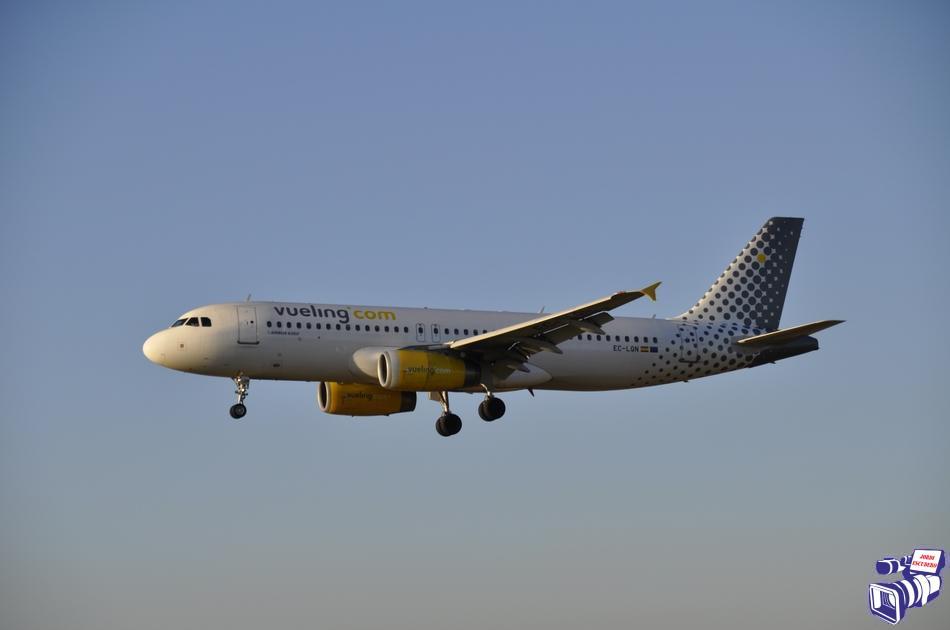 Aviones Aeropuerto El Prat de Llobregat (Barcelona)