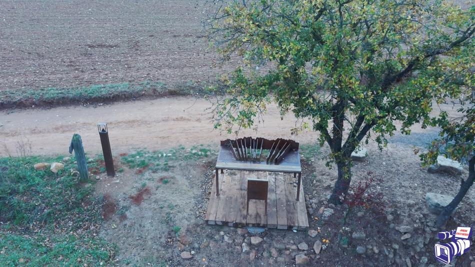 Vuelo Dron Mirador del Pla del Masroig