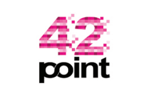 42 point