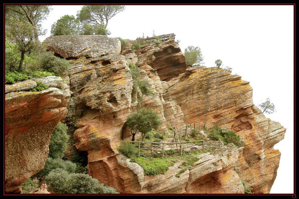 Rocas Rojas