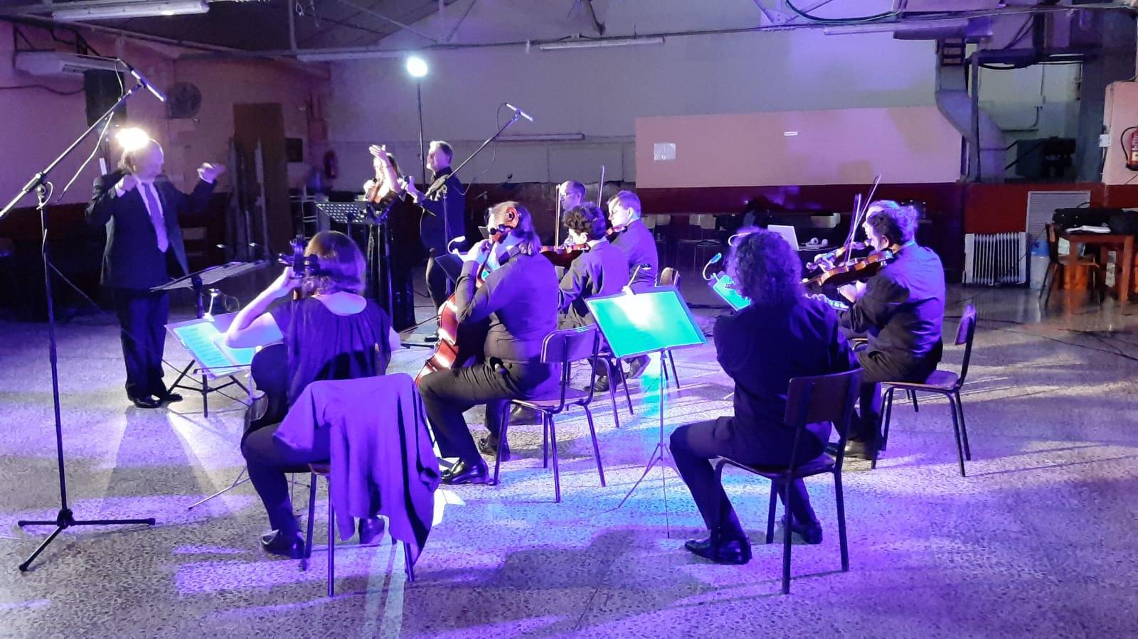 Beat Symphony ensayo 09