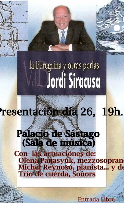 cartel peregrina. presentació sástagojpg
