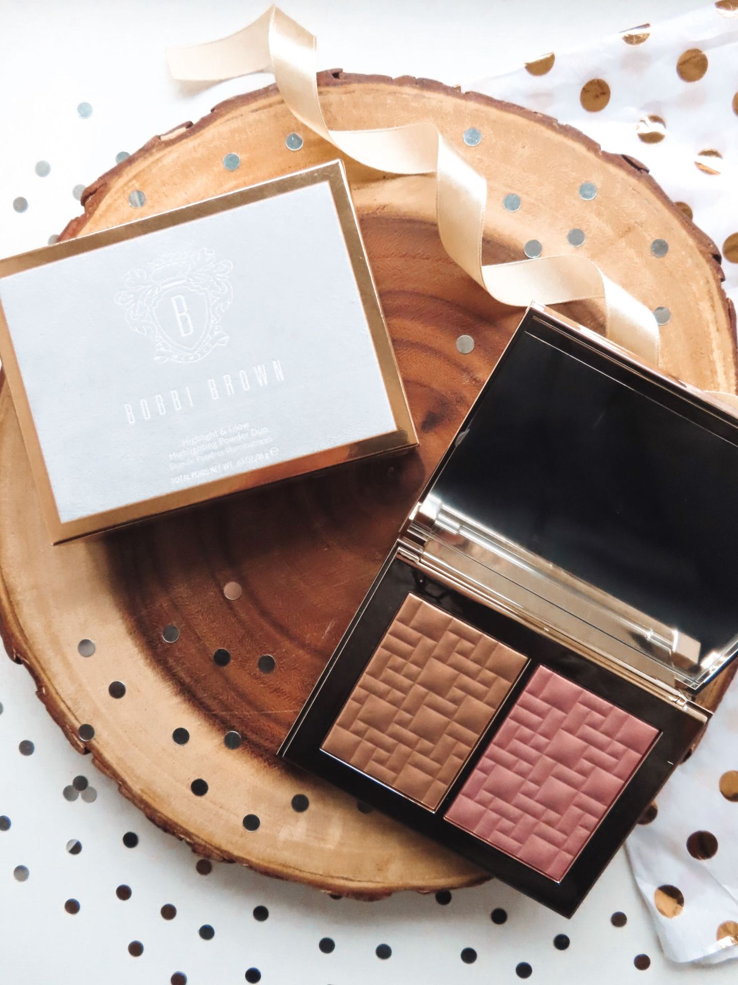 Bobbi Brown Highlight and Glow Palette
